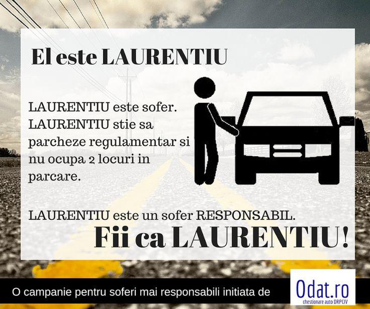 O campanie pentru participanti la trafic responsabili #fiicaion #motociclisti #responsabiliintrafic http://odat.ro