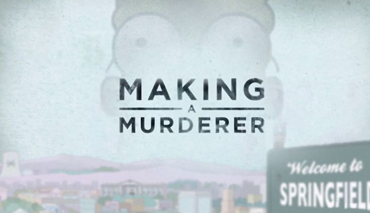 Making A Murderer: Παρωδία με τον Homer Simpson [Video] - #Animation, #MakingAMurderer, #Parody, #TheSimpsons #Funny, #News, #TV, #Videos More: http://on.hqm.gr/ca