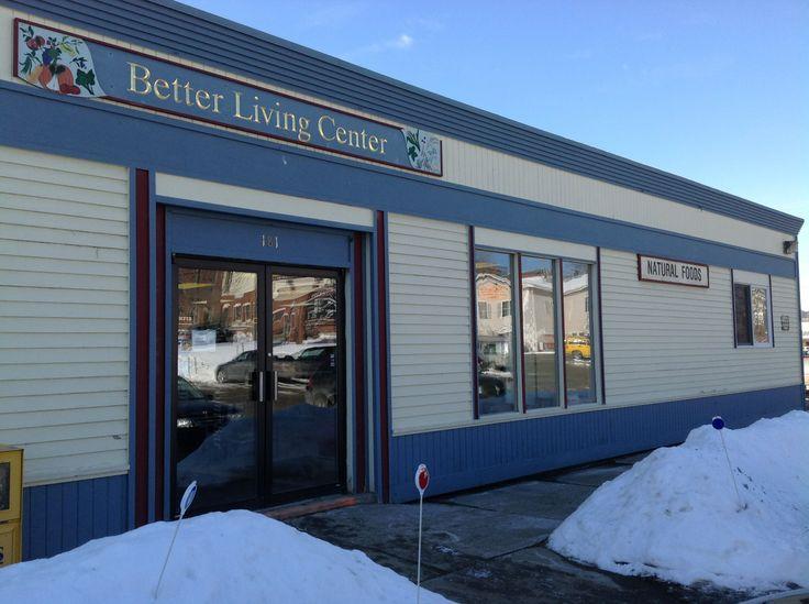 Natural Foods Store Farmington Maine
