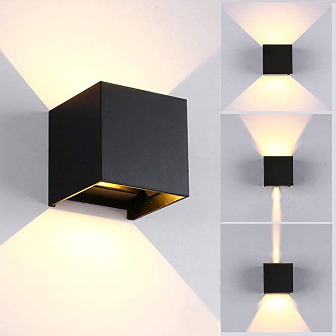 Plafoniere Esterno Illuminazione.12w Led Moderno Lampade Da Parete Per Interni Esterno