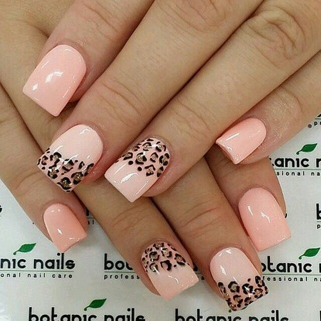 Love it two accent nails