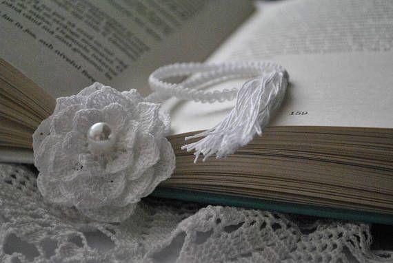 Crochet bookmarkBookmark best gift for