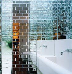 Mirror Tiles For Walls 27 best mirror brick tiles images on pinterest | mirror tiles