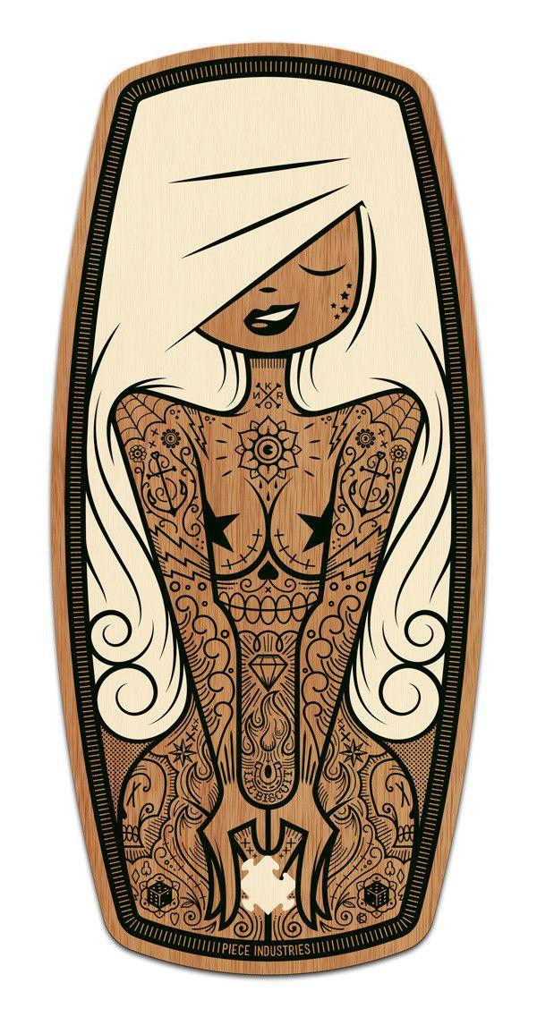 Art belongs to South African artist Kronk in case anyone was wondering