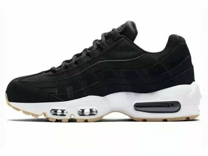 official photos f32c5 66726 Nike Air Max 95 Womens Running Shoe Size 8 Black Anthracite ...