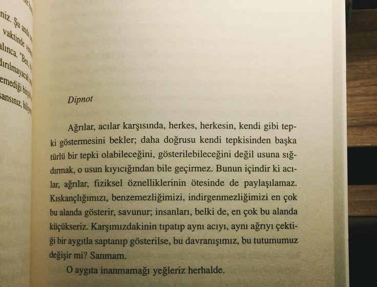 Gece - Bilge Karasu #kitap #okumahalleri