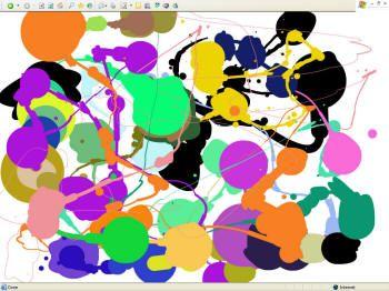toddler digital art painting activity toddler activities games crafts