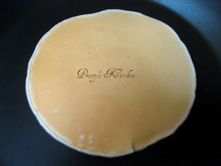 I tried these today, they were very good! Preety's Kitchen: Simple Pancake Recipe