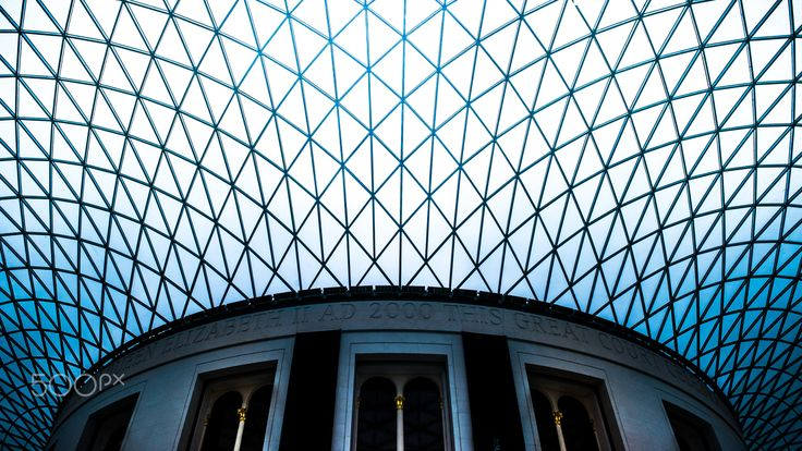 I took this capture of the enlightened dome of the British Museum. This is an awsome place dedicated to human history, art, and culture, located in the Bloomsbury area of London. Its permanent collection, numbering some 8 million works, is among the largest and most comprehensive in existence and originates from all continents, illustrating and documenting the story of human culture from its beginnings to the present. https://en.wikipedia.org/wiki/British_Museum