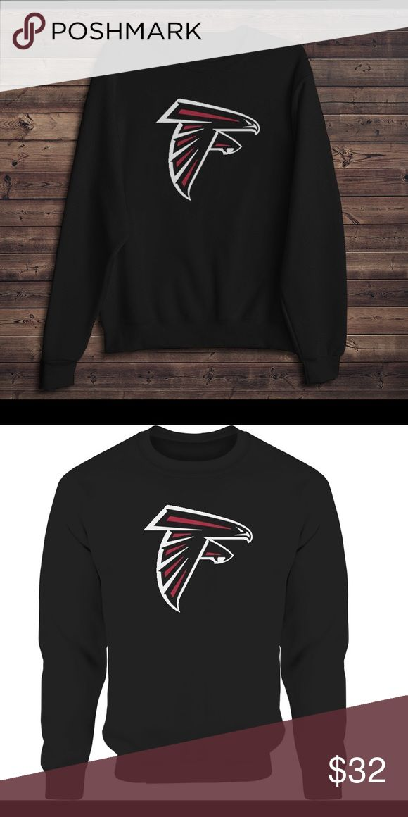 Atlanta Falcons NFL Sweatshirt Super Bowl Represent your team in the Super Bowl this February 5th! Sweaters