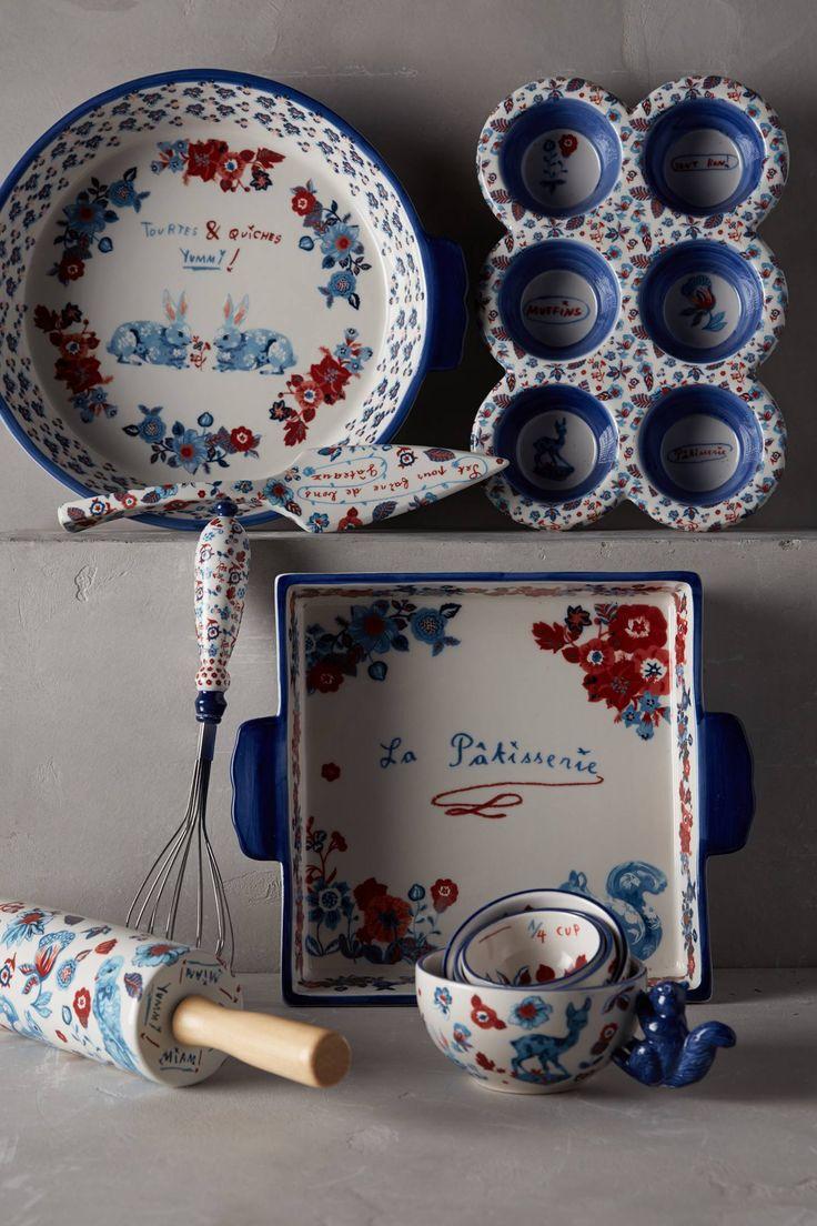 Bibelot Bakeware - anthropologie.com