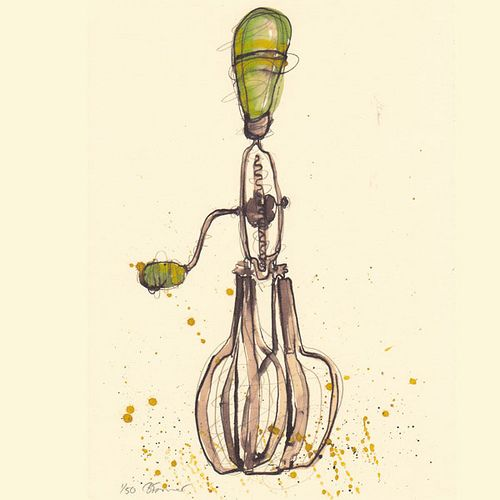 Vintage Kitchen Utensils Illustration 79 best kitchen utensils artwork images on pinterest | kitchen art