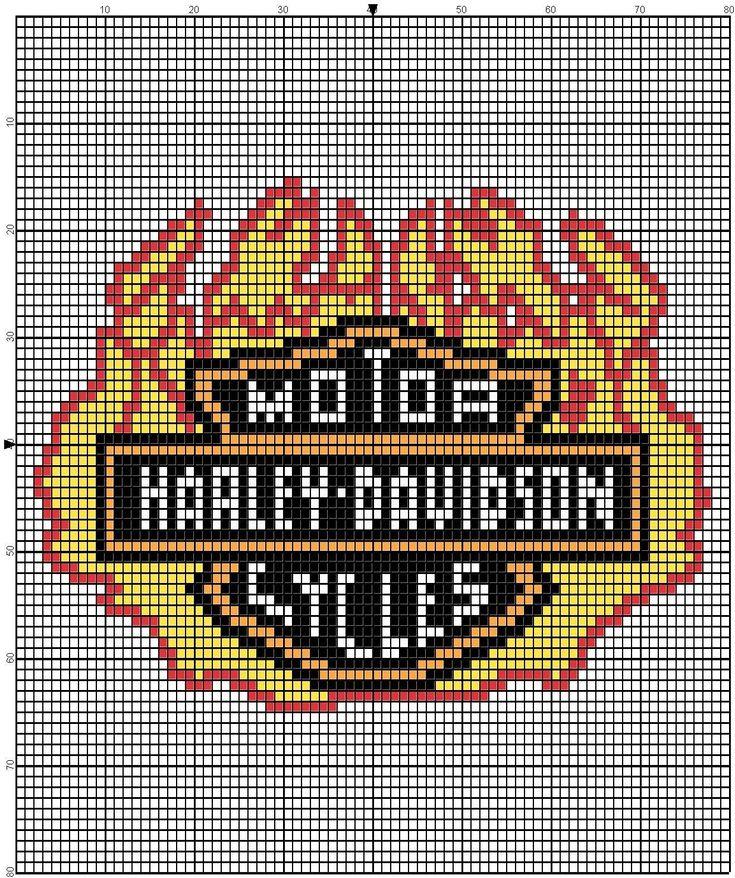.37+ Inspiration Photo of Harley Davidson Crochet Hat Pattern