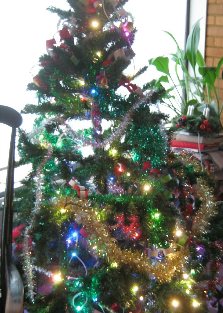 My Christmas tree (1st Pinned from me)