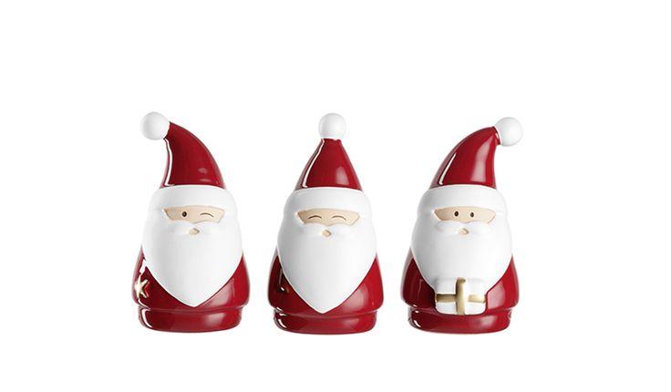 Noël traditionnel | Figurines de table Père Noël