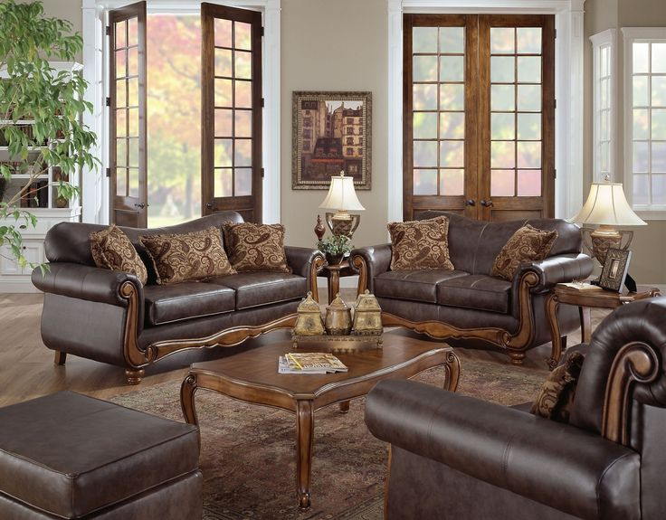 13 best curtains images on Pinterest Living room ideas, Dark - leather living room set clearance