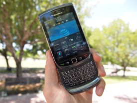 Blackberry Torch..best of both worlds