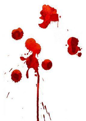 29 best Blood splatter images on Pinterest