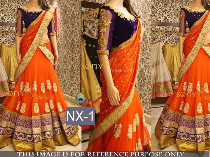 Savvys Indian Bollywood Sari Designer Lehenga Women Festival Ethnic Party NX-1 #SavvysStore #LehngaCholi #PartyWearBridalWeddingFestivalReception