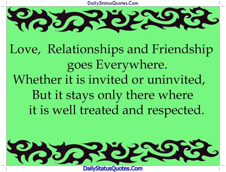friendship and relationship status pics