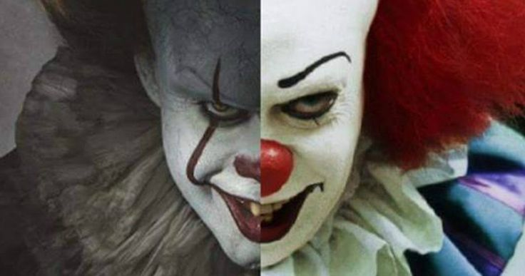 Scary New IT Photo Has Pennywise Preying on Georgie -- Pennywise the Clown emerges from the sewer to terrorize Georgie in the latest sneak peek at Stephen King's IT. -- http://movieweb.com/it-movie-2017-photo-pennywise-georgie/