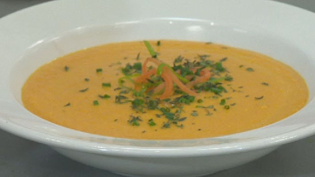 Tempt your taste buds with this delicious curried carrot and coconut soup! Click on the link for the recipe.  http://atlantic.ctvnews.ca/curried-carrot-and-coconut-soup-1.1274332