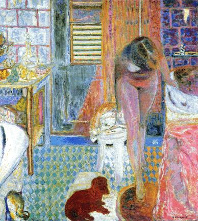 Pierre Bonnard (1867-1947) was not a revolutionary artist but he synthesized several different styles to create works of striking painterliness and memorably glorious color.