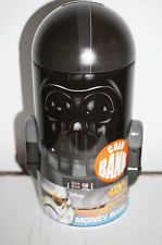 Star Wars Darth Vader Head Shape Tin Money Box Collectable Gifts bank coin Force