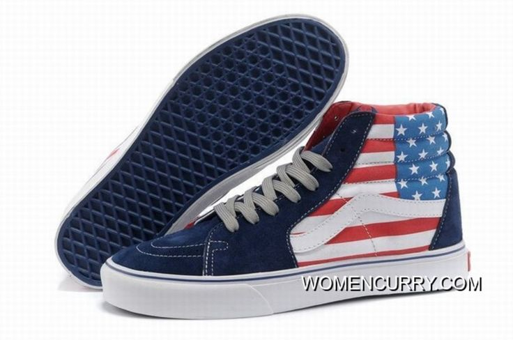 https://www.womencurry.com/vans-sk8hi-american-flag-blue-white-womens-shoes-new-release.html VANS SK8-HI AMERICAN FLAG BLUE WHITE WOMENS SHOES NEW RELEASE Only $68.57 , Free Shipping!
