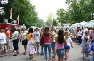 Ashland Strawberry Faire   Saturday, June 2, 2012  Randolph-Macon College, Ashland, Virginia  10 am - 5 pm
