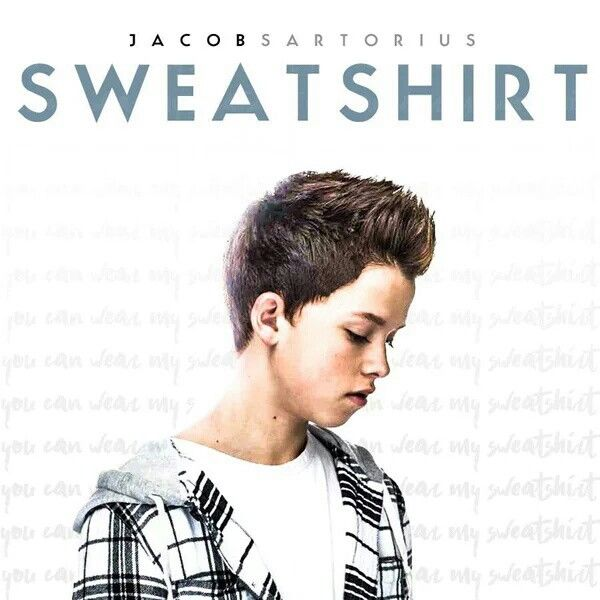 "Jacob Sartorius new song ""SwestShirt"" coming out next month on May 3rd! You can now Pre-Order it on iTunes!"