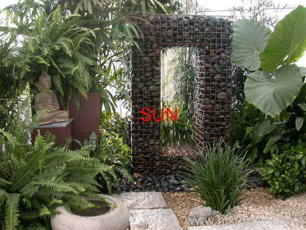 China garden decorative gabion manufacturers - Shijiazhuang Sun Wire Mesh Products Co., Ltd.