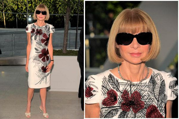Anna Wintour es sinónimo de poder en el mundo de la moda. Ha sido la inspiración de películas y hoy es nuestro ícono de la moda. Conoce más sobre su estilo, glamour y etiqueta.  http://www.liniofashion.com.co?utm_source=pinterest&utm_medium=socialmedia&utm_campaign=COL_pinterest___fashion_linio_20131001_10&wt_sm=co.socialmedia.pinterest.COL_timeline_____fashion_20131001linio10.-.fashion