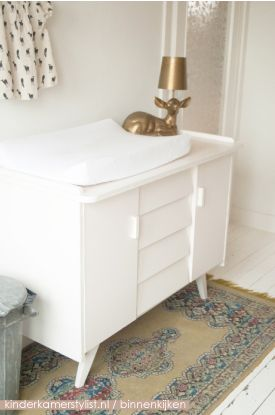 Babykamer - commode