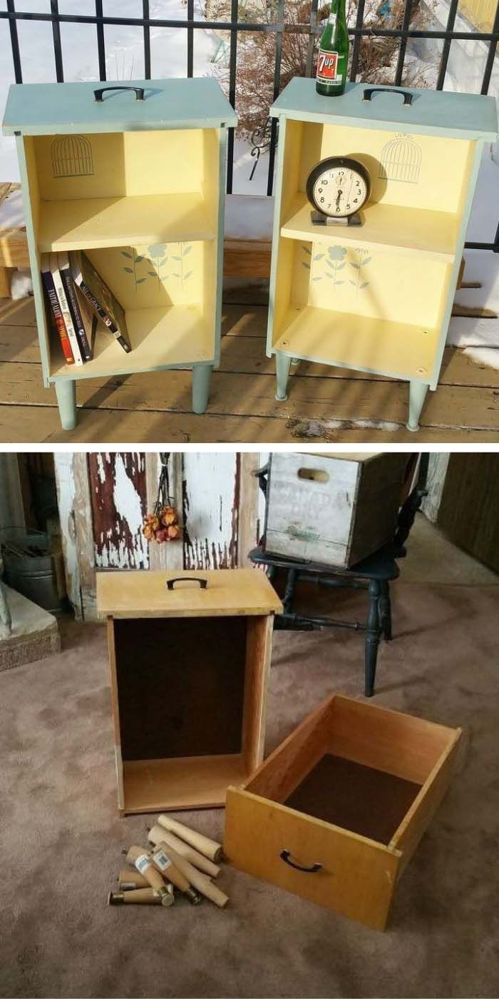 25 Cool DIY Furniture Hacks You Wouldn't Want To Miss