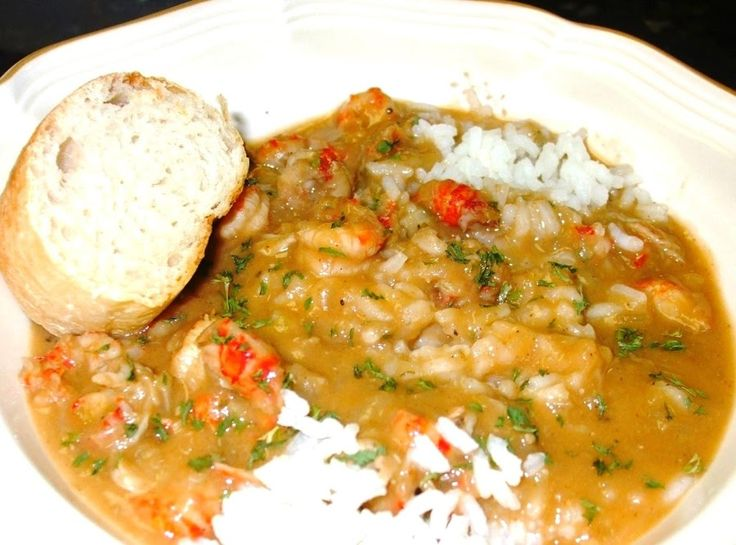 This traditional New Orleans recipe was handed down by my mother. Made from scratch, the simplicity is what makes it delicious and a favorite in homes and restaurants. Just remember to always used Louisiana crawfish tails, NEVER Chinese crawfish!Many people think that New Orleans food is spicy hot, but that's not true. Many tourist area restaurants over-spice their foods, thus giving Cajun food a wrong image. Real New Orleans cooks season their dishes with the Holy Trinity, (onion, celery...