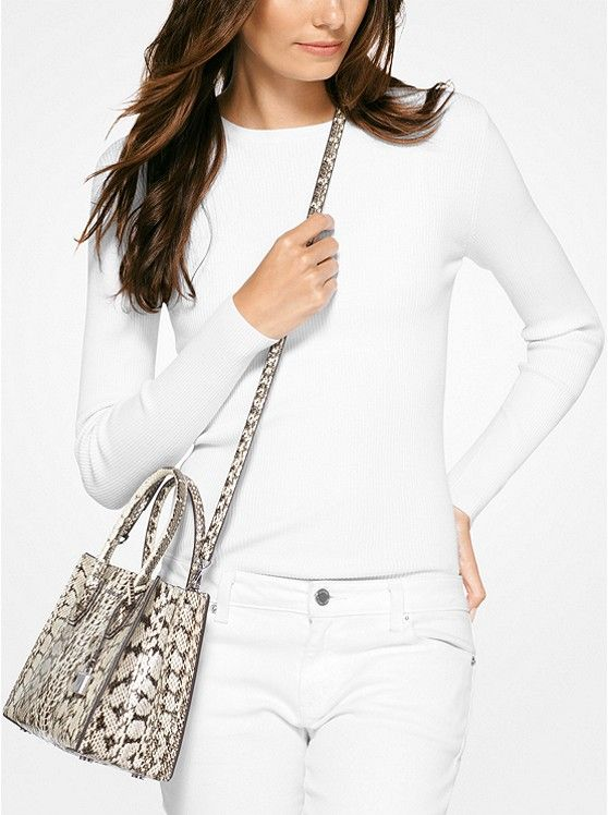 d9a360173e08 Mercer Snakeskin Crossbody Women s Handbags