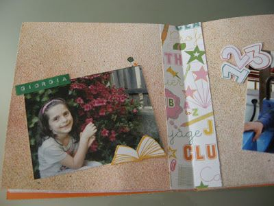 Scrapbookingitalia: Mini album per le maestre