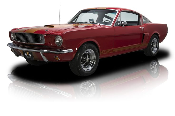 1965 Ford Mustang GT350 - Looking to get into the hobby? Presenting a GT350 for under 50K!
