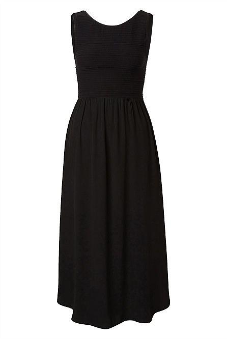 Rib Seamless Dress