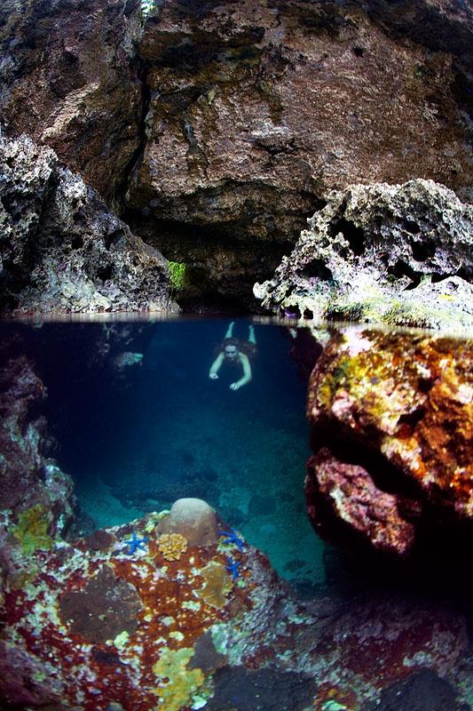 Koro Sun Resort, Fiji -Explore bat island
