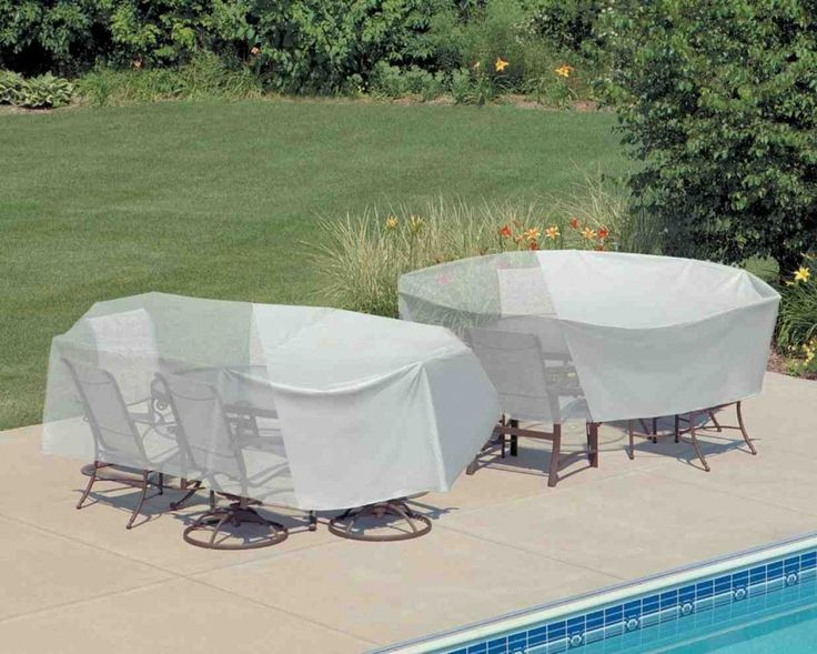 Patio Furniture Winter Covers