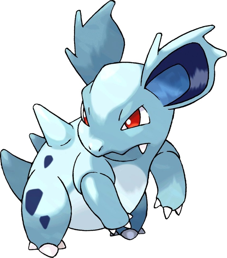 Nidorina Is A Poison Type Pokmon Introduced In Generation It Known As The Pin