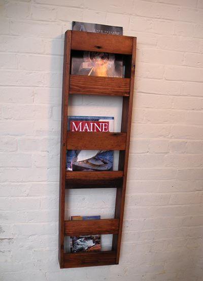 Wall Mounted Magazine Rack 49 Mud Room Ideas Pinterest