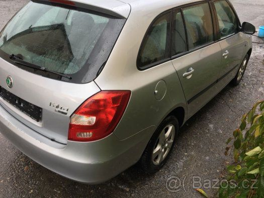 Škoda Fabia Combi  1,4i - 1