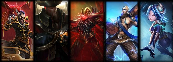 League of Legends: Which Champions are Strongest When Mastered? - June 2016 | NERFPLZ.LOL