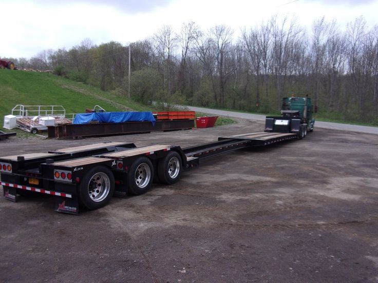 Used Cars For Sale In Kansas City >> 2018 XL Specialized 50 ton extendable deck, hydraulic neck ...