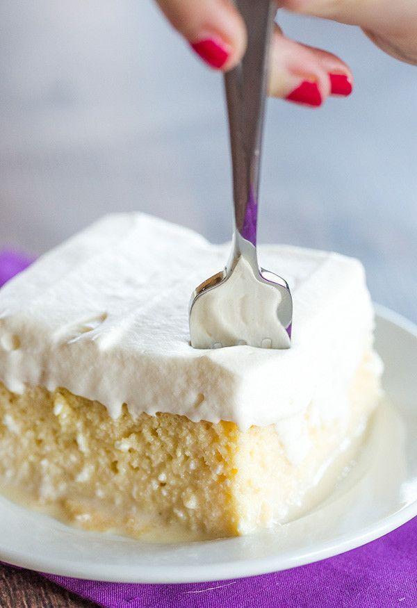 Easy cake recipes recipes