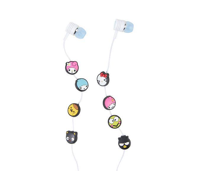 Sanrio characters Earbuds: Hello Sanrio