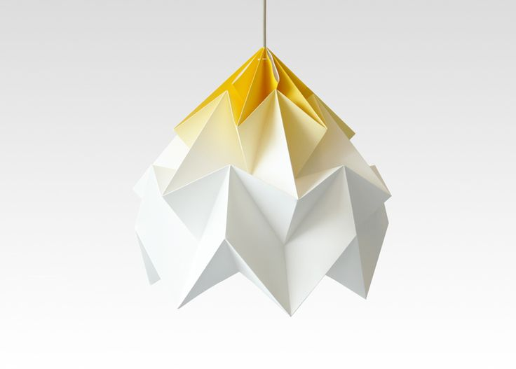 Moth XL Lampshade by Snowpuppe & Modern Kids Lighting at MOOD